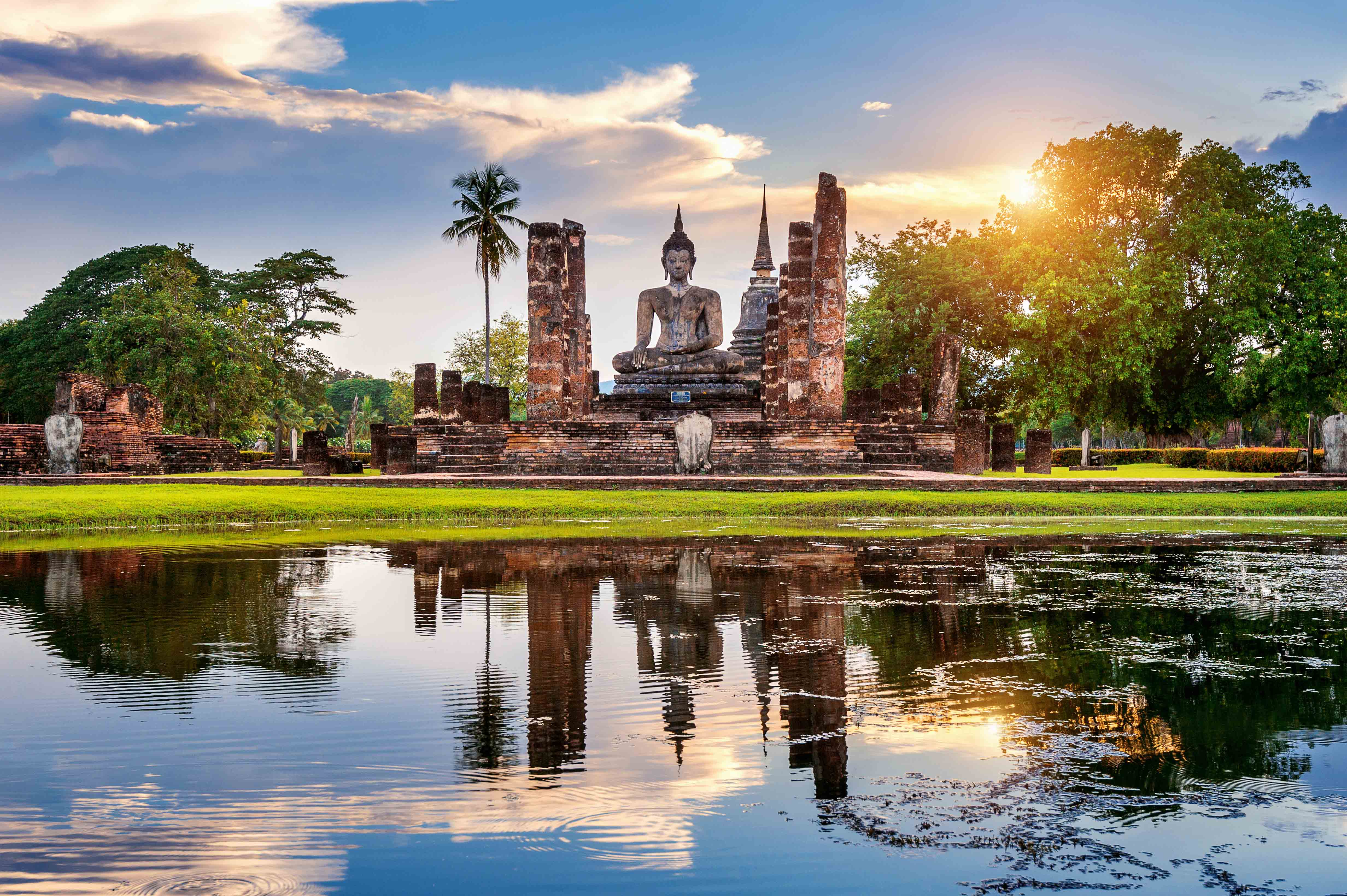 Voyage En Thailande Thailandveo